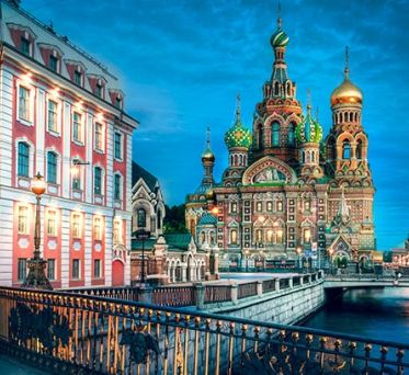 Stockholm with Scandinavia & Russia Cruise