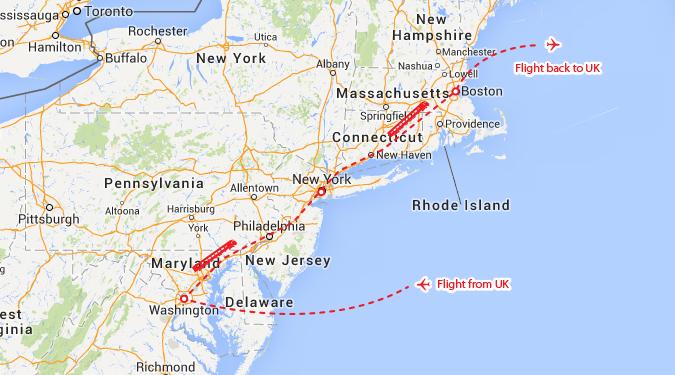 washington new york boston theinternettraveller com rh theinternettraveller com how far is boston from new york by plane how far is boston from new york by car