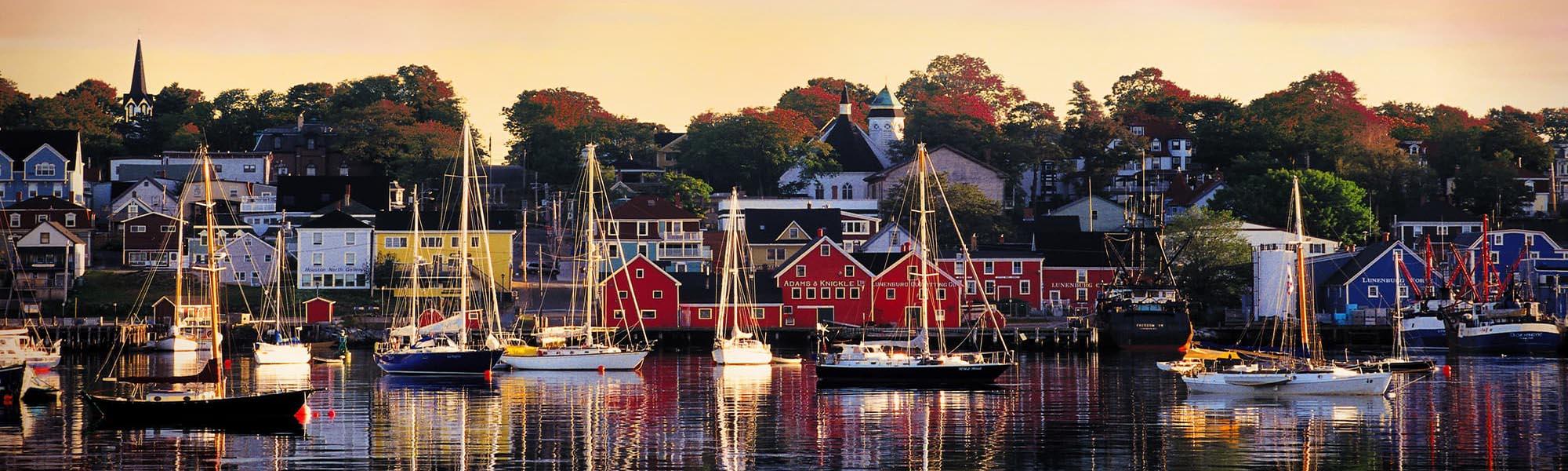 A Glimpse of Nova Scotia   theinternettraveller.com