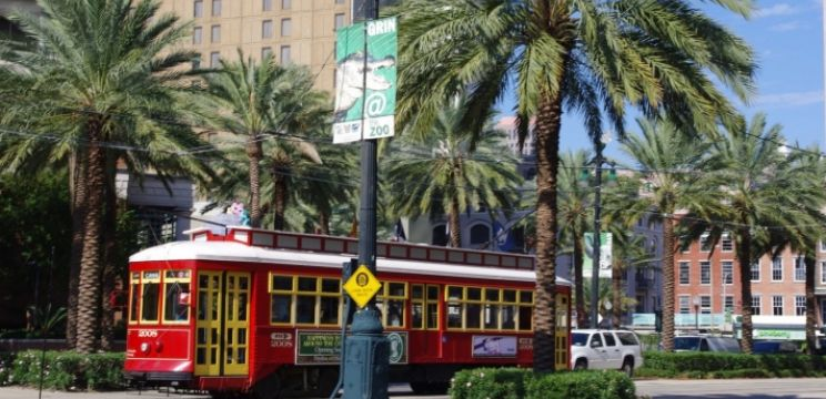Car Hire Downtown New Orleans
